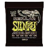 Ernie Ball 2146 Regular Slinky Acoustic Phosphor Bronze String Set (12 - 54)