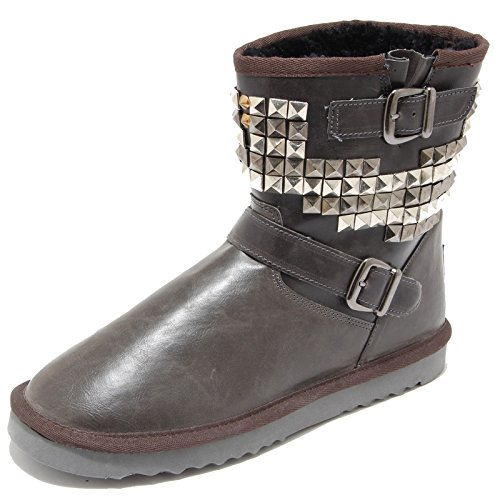 84179 stivale COLORS OF CALIFORNIA BORCHIE scarpa donna boots shoes women [40]