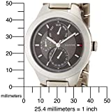 Tommy Hilfiger Men's 1710261 Classic Stainless Steel Subdial Bracelet Watch