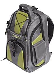 Portare Pbp2-G Multi Use Camera Laptop iPad Backpack, Green