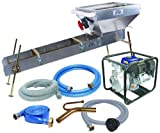 2 inch Suction Dredge / Highbanker Combo with 5.5 HP gas pump - Gold Mining Equipment