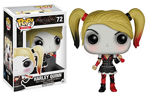 Funko Batman: Arkham Knight - Harley Quinn POP! Action Figure at Gotham City Store