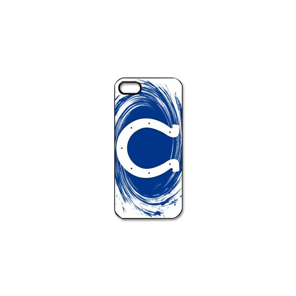 DIYCase Cool NFL Series Indianapolis Colts Back Proctive Custom Case Cover for iPhone 5   Design your own Case   139736 Cell Phones & Accessories
