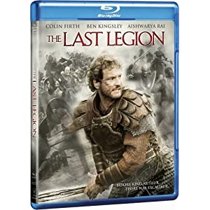 The Last Legion Blu-ray