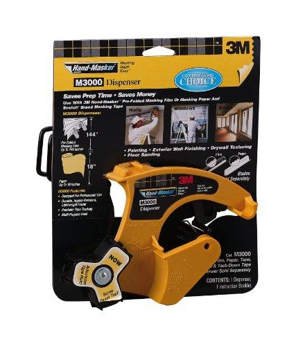 3M Hand-Masker Dispenser (Painters Tape Dispenser compare prices)