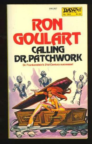Calling for Dr. Patchwork, Ron Goulart