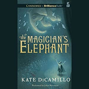 The Magician's Elephant Audiobook