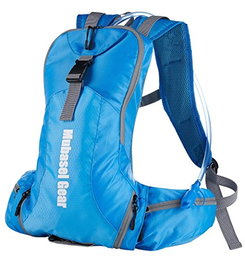 Hydration pack with 70 oz 2L Bladder for