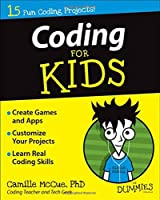 Coding For Kids For Dummies Front Cover