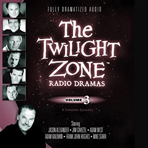 The Twilight Zone Radio Dramas, Volume 3 Radio/TV Program