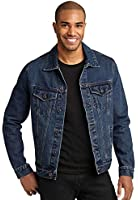 Port Authority Denim Jacket. J7620