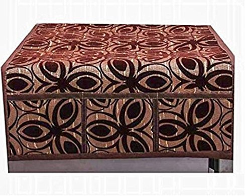 Asima Floral Print LG Top Load Fully Automatic Washing Machine Cover