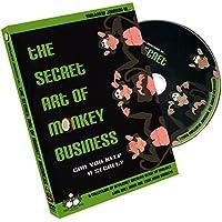 MMS The Secret Art Of Monkey Business By Matthew Johnson DVD