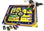 Kids Childs Giant City Playmat Floor...