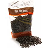 Expertomind - 300Gm Hot Hard Wax Beans, Chocolate Flavour. Hair Removal Wax For Women. For Full Body, Bikini,Underarm...