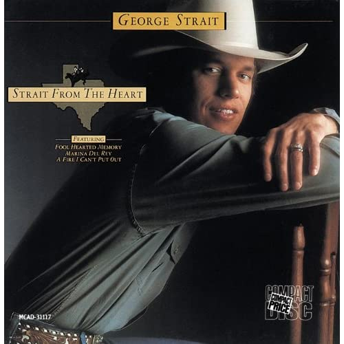 Amazon.com: Strait From The Heart: George Strait