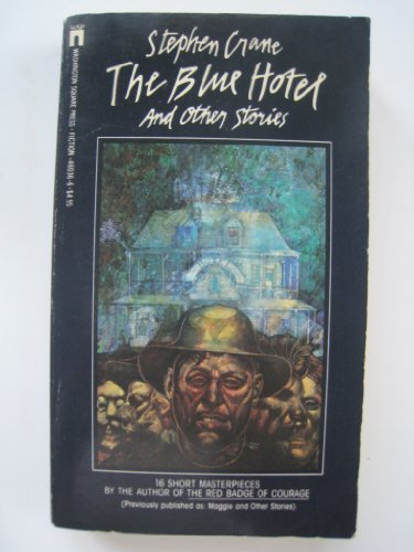 an analysis of the sources of conflicts in the blue hotel by stephen crane The conflict in the short story, the blue hotel by stephen crane.