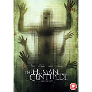 Post thumbnail of The Human Centipede (First Sequence)