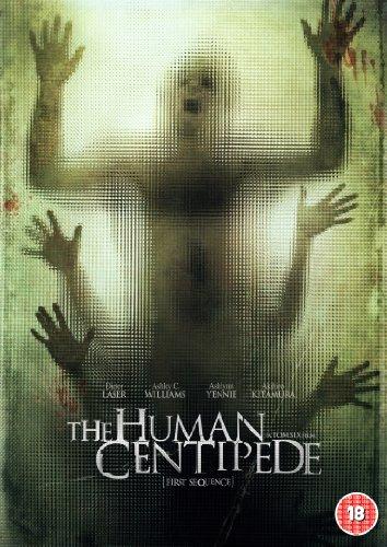 Human Centipede. The [Edizione: Regno Unito] [Edizione: Regno Unito]