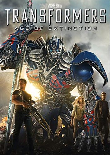 Transformers: Age of Extinction from Paramount