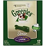 Greenies Senior Tub-Pak Treat for Dogs, 27-Ounce, Large