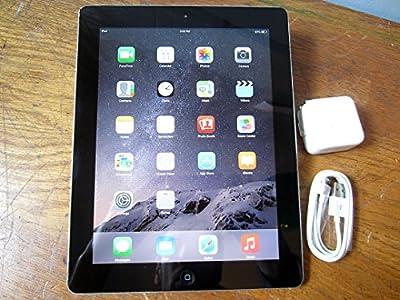 Apple iPad 2 MC769LL/A Tablet ( iOS 4,16GB, WiFi) Black 2nd Generation