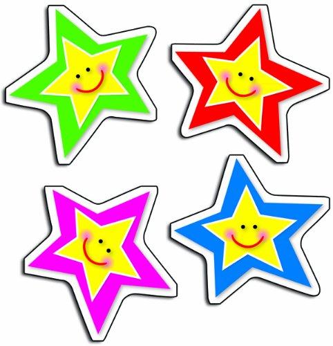 Carson Dellosa Stars Stickers (168093)