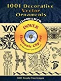 922 Decorative Vector Ornaments CD-ROM and Book (Dover Electronic Clip Art)
