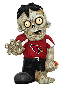 NFL Arizona Cardinals Pro Team Zombie Figurine by Forever Collectibles