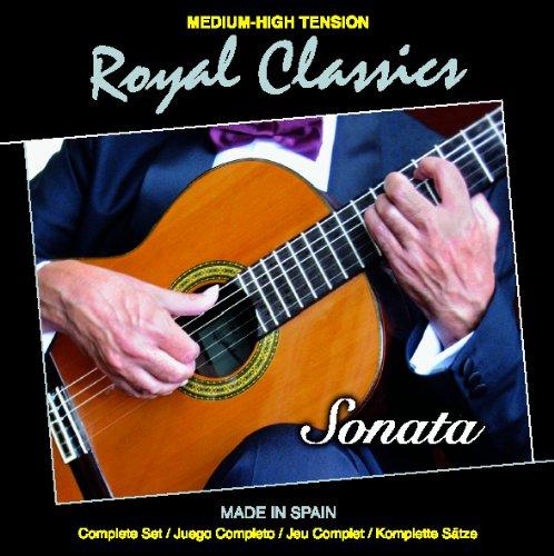 Royal Classics SN10 Sonata Nylon Guitar Strings,