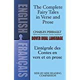 The Fairy Tales in Verse and Prose/Les contes en vers et en prose: A Dual-Language Book (Dover Dual Language French)by Charles Perrault