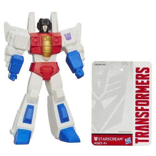 Transformers Prime Titan Warrior Starscream Figure - 6 Inch from Hasbro