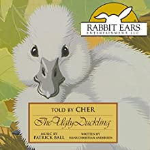 The Ugly Duckling Audiobook by Hans Christian Andersen Narrated by  Cher