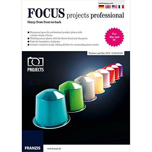 Focus Projects Professional (Mac) [Download]