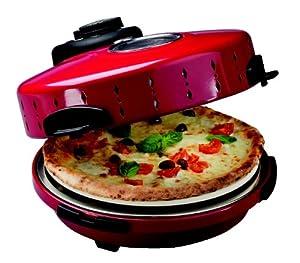 Forno per pizza ardes 6110a giro giro pizza con timer - Piastra refrattaria per forno casalingo ...