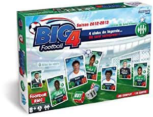 Anaton's Sport - 290602121006 - Jeu de Société - Big 4 Football Version Asse