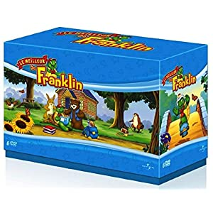 Le Meilleur de Franklin - 6 DVD