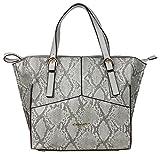 Amatra Handbag (Grey)