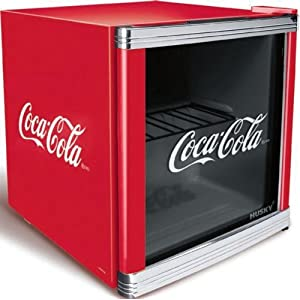husky cool cube mini k hlschrank coca cola design review kleiner k hlschrank. Black Bedroom Furniture Sets. Home Design Ideas
