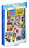 Mega Bloks SpongeBob SquarePants Post-Apocalypse Figure Pack