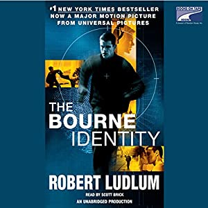 The Bourne Identity Hörbuch