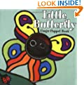 Little Butterfly: Finger Puppet Book (Finger Puppet Brd Bks)