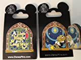 Jiminy Cricket Exclusive Disney Pin 93409- A Little Magic Goes a Long Way