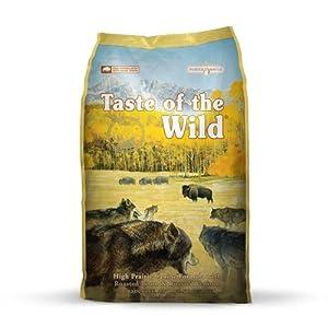 Taste of the Wild High Prairie (Bison&Venison), 30-Lb Bag