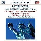echange, troc  - Ellis island boyer: ellis island: the dream of america