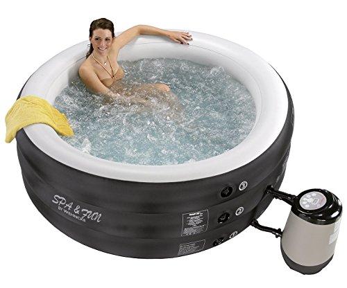 Wehncke 18115 - Happy People aufblasbarer Whirlpool