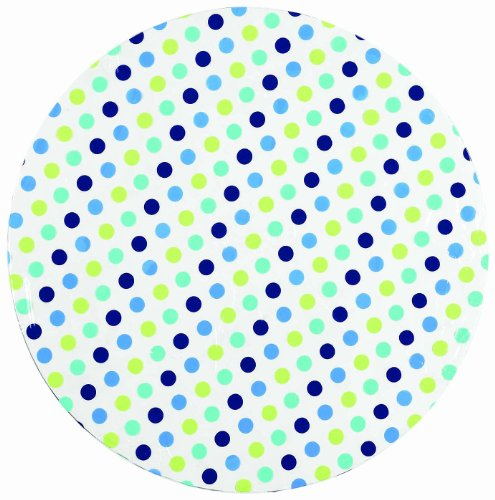 Ore Originals Living Goods Shower Cap Polka Dot Blue