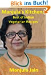 Manjula's Kitchen: Best of Indian Veg...