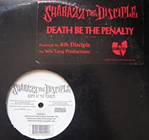 Death Be the Penalty [Vinyl]