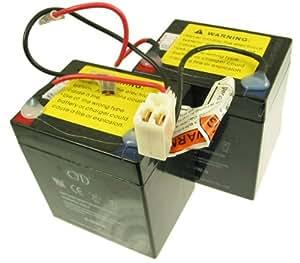 24 Volt Battery Pack for the Razor E300 & Razor E325 (7 Ah